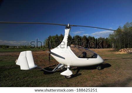 Autogyro Stock Photos, Images, & Pictures | Shutterstock