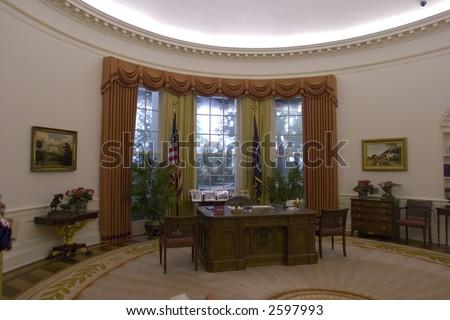 oval office white house. White House Oval Office