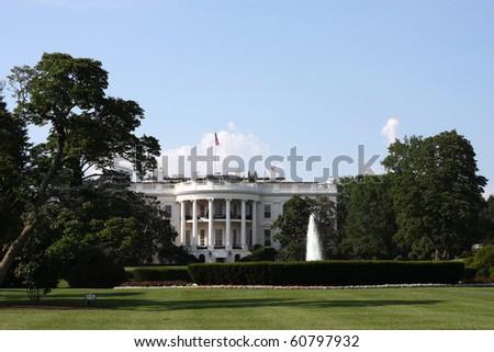 White house ( Washington DC) - stock photo