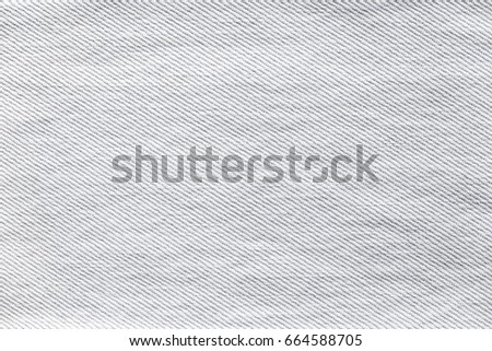 White jeans texture background