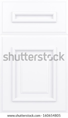 White Kitchen Cabinet Door cabinet door stock images, royalty-free images & vectors