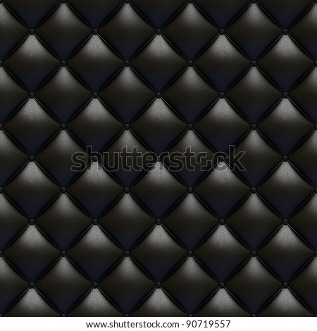 white leather upholstery seamless tileable texture with great detail for background, check my port for similar - stock photo