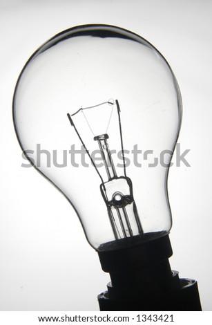 White light - stock photo