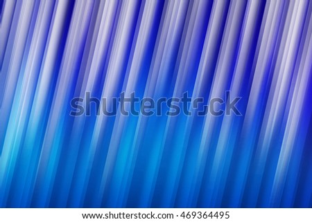 White light rays over blue blend to create abstract background