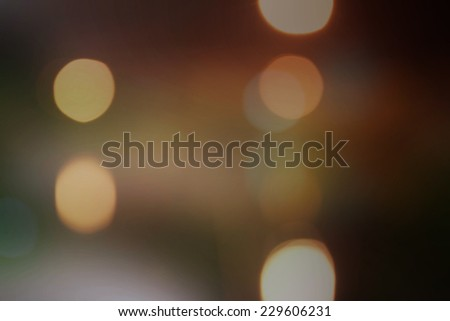 White light spotlights bokeh background wallpaper. - stock photo