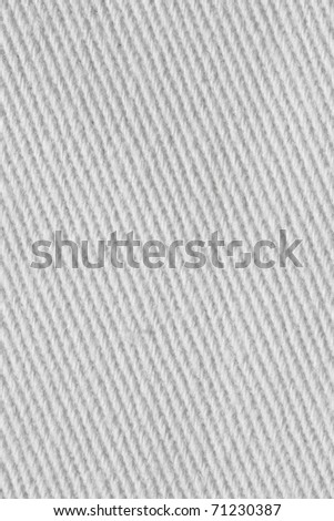 white linen texture - stock photo