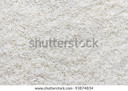white long rice