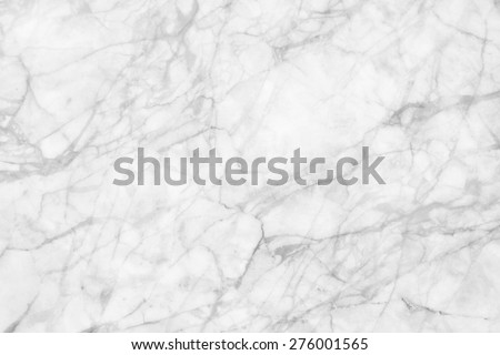 White marble natural pattern for background, abstract natural marble black and white (gray) for design. - stock photo