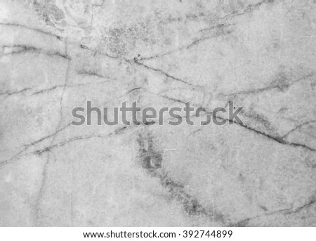White marble patterned texture background. Marbles of Thailand, Black and white.for design.