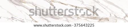 White Marble Texture - stock photo