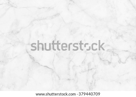White marble texture, detailed structure of marble in natural patterned for background and design. - stock photo
