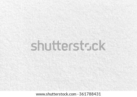 White natural cotton towel  background, closeup photo texture - stock photo