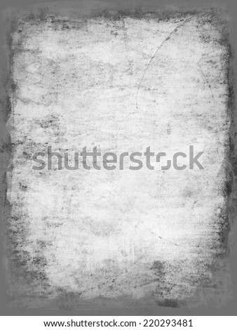 White old paper (for background) - stock photo