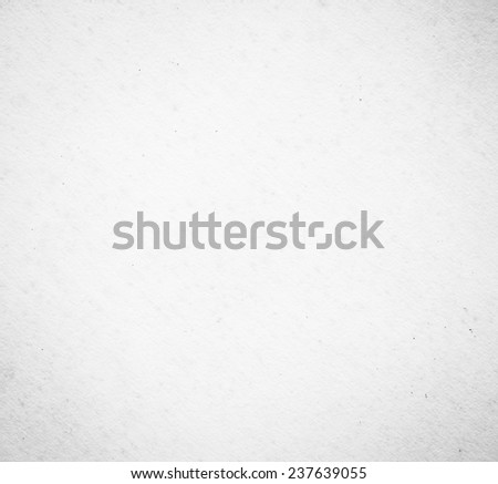 White old paper texture. - stock photo