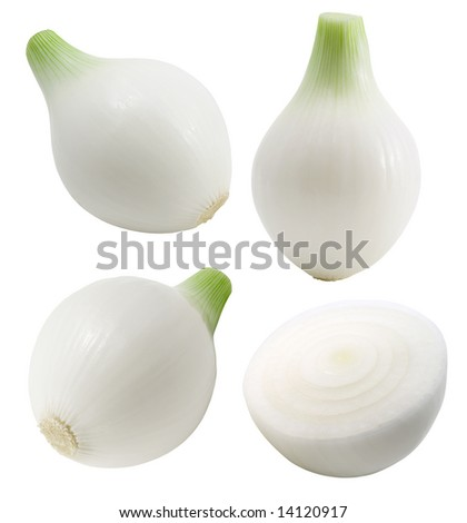White opinions set on the white background (isolated). - stock photo