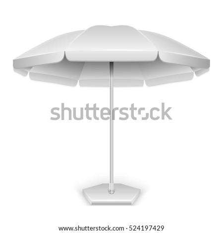 Garden Umbrella Stock Images RoyaltyFree Images Vectors