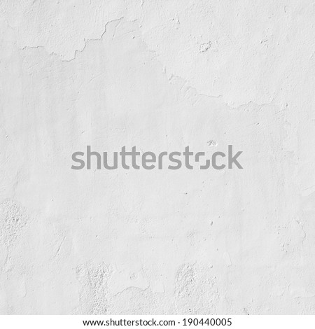 white paint wall - stock photo