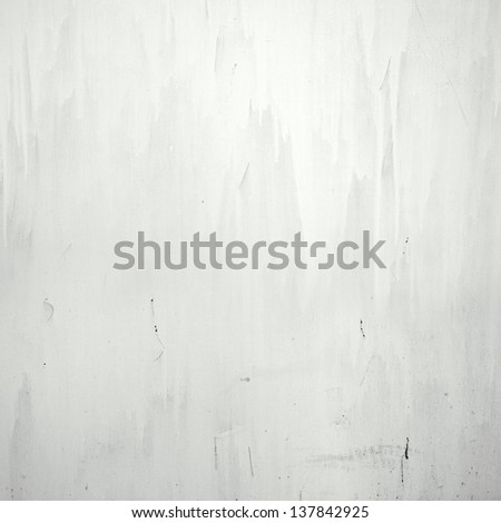 white painted background - stock photo