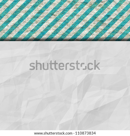 white paper background