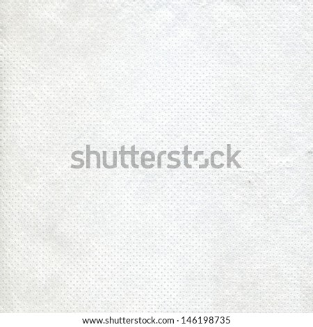 White paper background. Abstract paper texture with particles and dots - stock photo