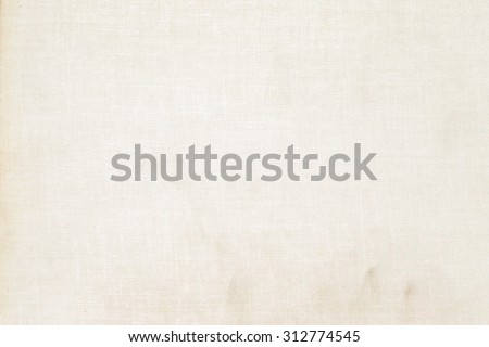 white paper background beige linen texture knit grid pattern - stock photo