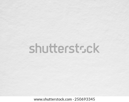 White paper background, Macro closeup for design work - stock photo