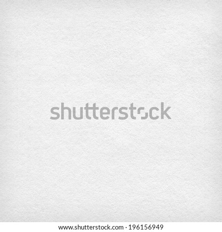 White paper background or texture - Close-up.  - stock photo