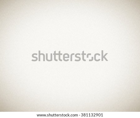 white paper background texture beige vignette - stock photo