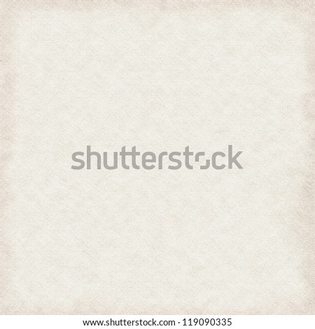 White paper template texture or background