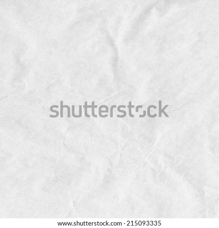 White Paper Texture. - stock photo