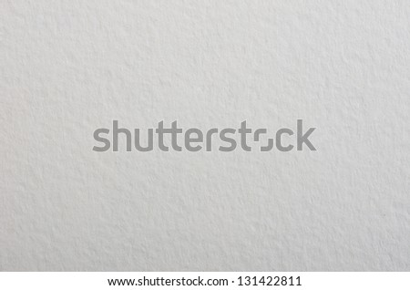 White paper texture and background - stock photo