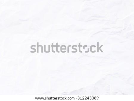 White paper texture background - stock photo