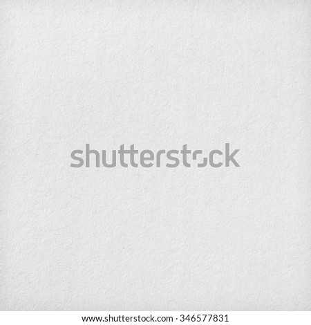 White paper texture for artwork / Old paper texture - stock photo