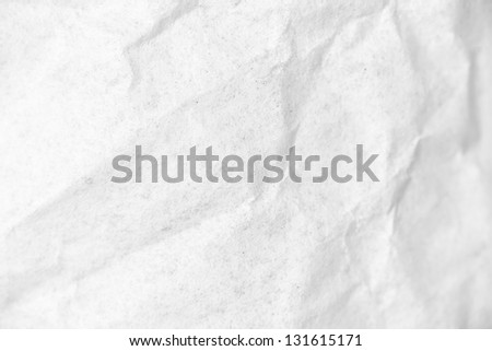 White paper texture or background. High resolution image. - stock photo