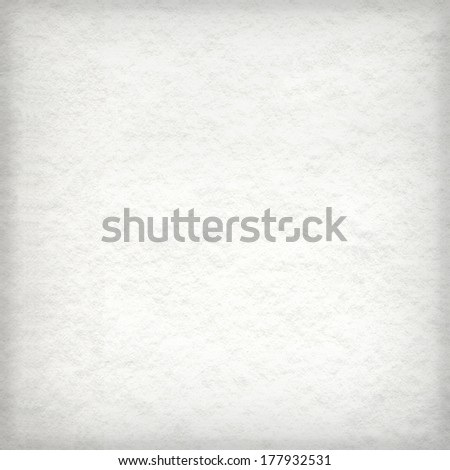 White paper texture or background with delicate vignette. High resolution image  - stock photo