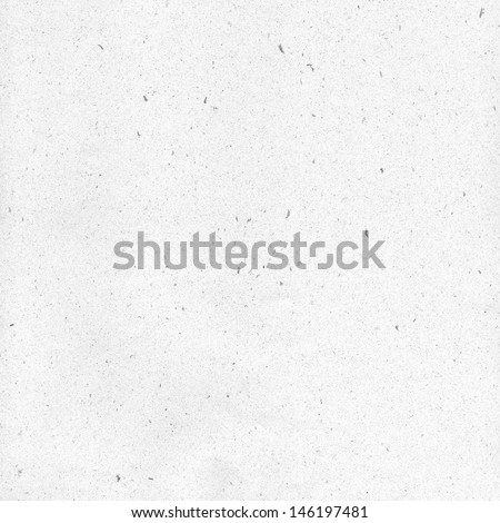 White paper texture with particles. Abstract paper background - stock photo