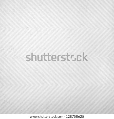 white paper with stripes pattern - stock photo