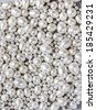 White pearl background. Lovely vertical wallpaper. - stock photo