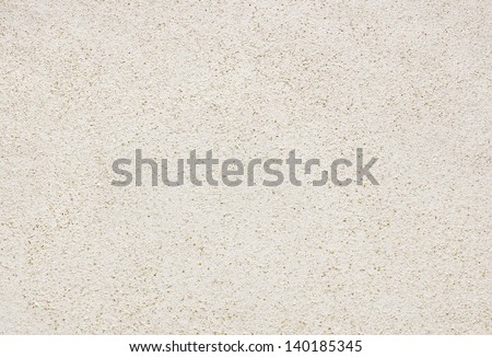 White sea beach Sand  or Desert sand for background and texture - stock photo