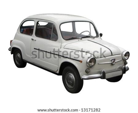 white seat 600 isolated on white background - stock photo
