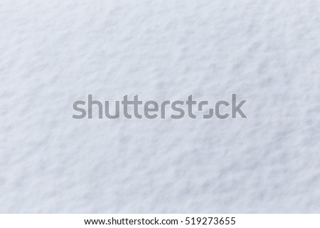 white snowflakes background, rough pattern of snow texture