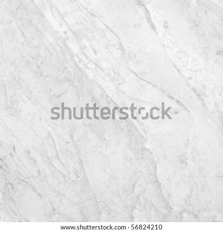White soft marble texture - stock photo