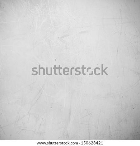 White Soft Plastic Surface Texture - stock photo