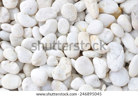 white stone background  - stock photo