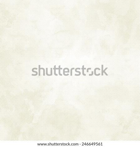 white subtle halftone background, little dots and diamonds pattern - stock photo