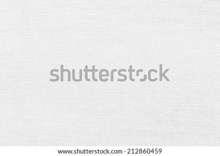 White Textile Background/ White Textile Background - stock photo