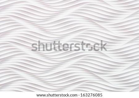 White texture - stock photo