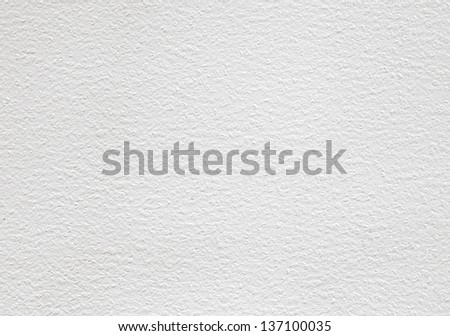 White textured paper - stock photo