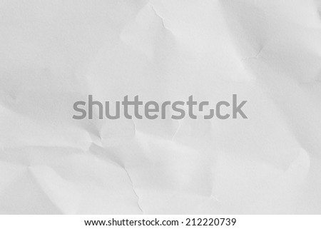 White textured paper./ White textured paper. - stock photo