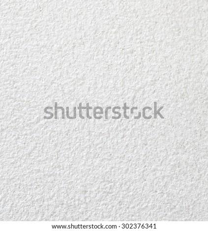 white textured wall - concrete wall - stock photo